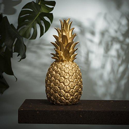 Lámpara de piña – Gold