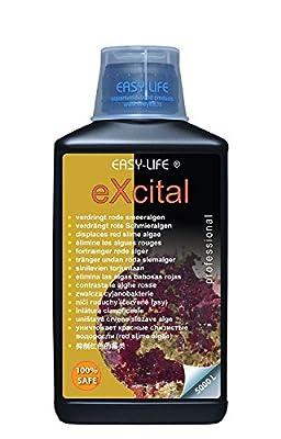 Easy Life Excital Traitement de l'Eau pour Aquariophilie 500 ml