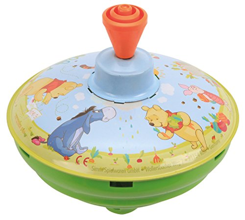 Buy Discount Bolz Humming Spinning top with Disney's Winnie The Pooh Motif, Approx. 13 cm, Item M...