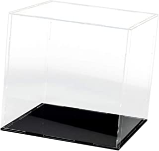 dailymall Kids 15x15x15cm Clear Acrylic Display Case Show Box Perspex