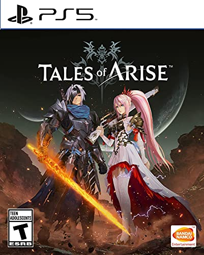 Tales of Arise - Standard Edition - PlayStation 5