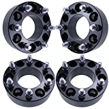 4pcs 2' 6x135 to 6x135 Wheel Spacers   14x2 Coarse Studs   Fits Ford Expedition F150 Lincoln Navigator Mark LT Adapters