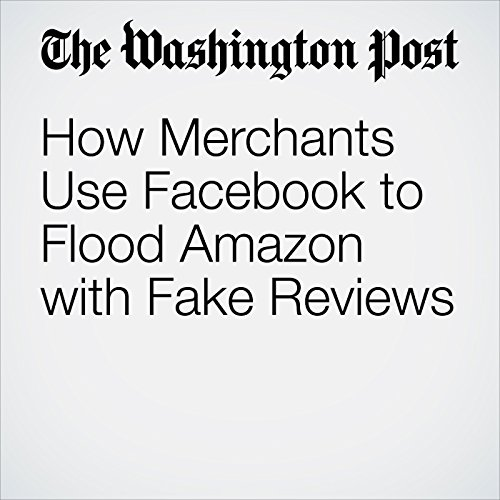 How Merchants Use Facebook to Flood Amazon with Fake Reviews copertina
