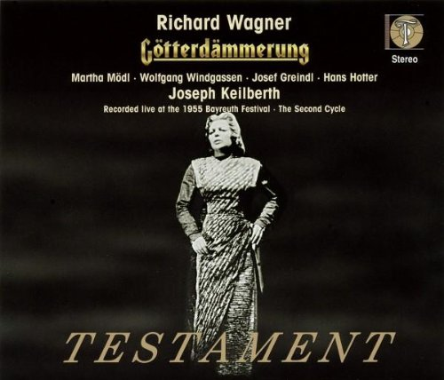 Richard Wagner: Götterdämmerung (Bayreuth 1955)