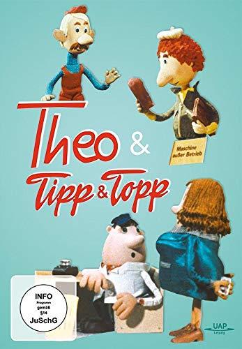 Theo & Tipp und Topp - Zeichentrick der DDR