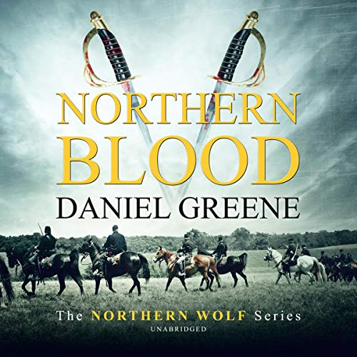 Northern Blood audiobook cover art