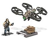 Mega Construx Call of Duty kits de construction Attaque du drone dragonfire FMG10