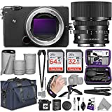 Sigma FP Mirrorless Digital Camera with 45mm Lens with Altura...