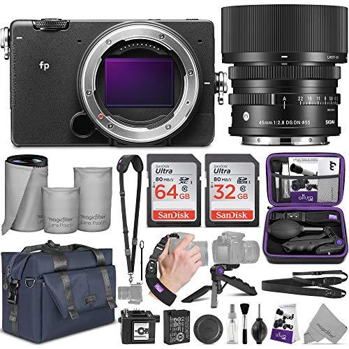 Sigma FP Mirrorless Digital Camera with 45mm Lens...