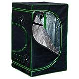 Melko Growbox 120x120x200cm Growschrank Indoor Grower Growzelt Zuchtzelte Grow Tent Zuchtschrank...