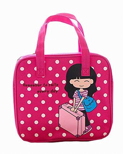 Belle Lunch Tote Bag Réutilisable Lunch Bag Enfants/étudiants de pique-nique Sac