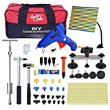 Fly5D dent pullers PDR Tools dent Removal Tools Pops a Dent Bridge Dent Puller Kit for Car Body Dent Repair