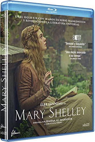 Mary Shelley - BD [Blu-ray]