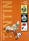 The Adventures of Tintin, Vol. 6: The Calculus Affair / The Red Sea Sharks / Tintin in Tibet (3 Volumes in 1)