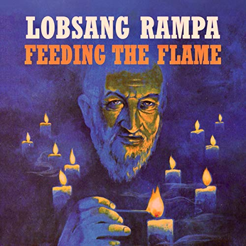 Feeding the Flame audiobook cover art