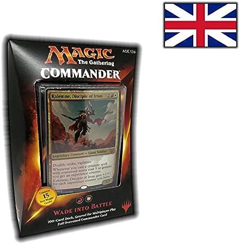 Fantàsia Wade Into Battle - MTG Commander 2015 (EN)