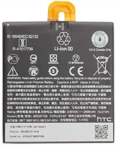 Batteria di ricambio per HTC U11 Life, 2600 mAh, B2Q3F100, set di attrezzi