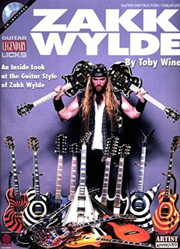 Zakk Wylde - Legendary Licks (Guitar Legendary Licks)