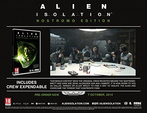 Alien: Isolation - Nostromo Edition [PEGI]