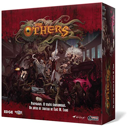 The Others Juego De Mesa