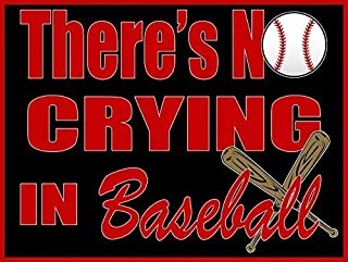 Best there's no crying in baseball sign Reviews