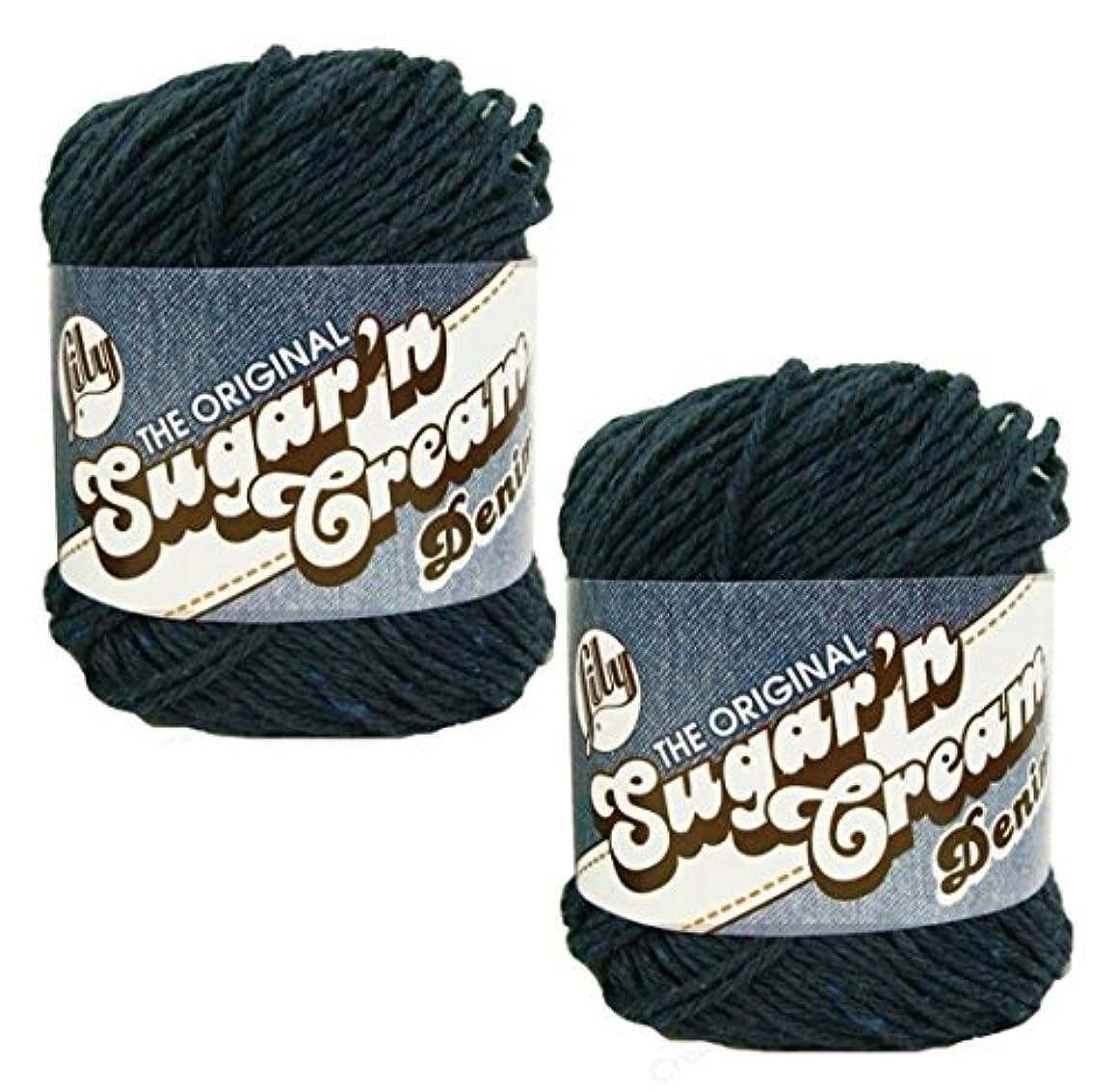 Bulk Buy: Lily Sugarn Cream Ombres (2-pack) (Indigo)