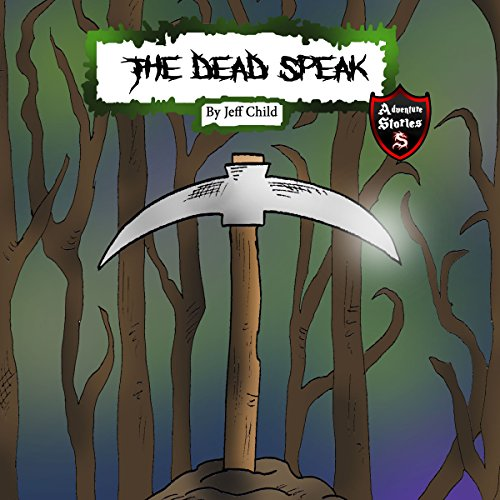 The Dead Speak audiobook cover art