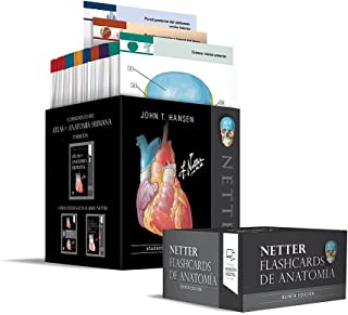 Netter. Flashcards de anatomía