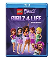 LEGO Friends: Girlz 4 Life MFV (2015) (BD) [Blu-ray]