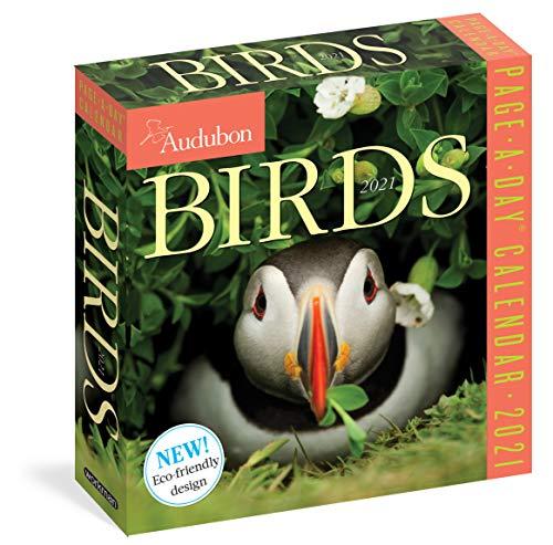 Audubon Birds Page-A-Day Calendar 2021