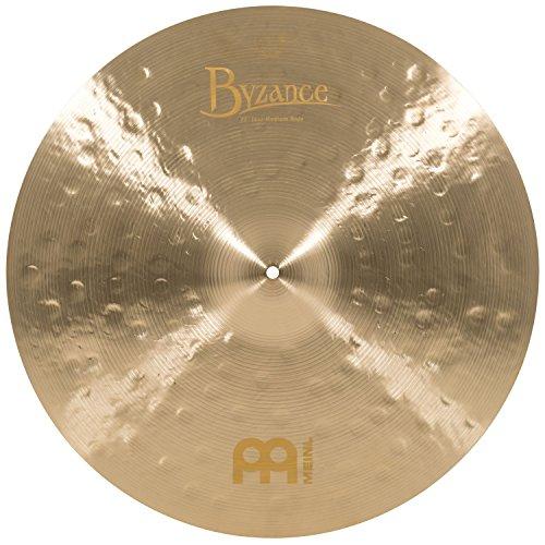 Meinl Cymbals B22JMR Byzance 22-Inch Jazz Medium Ride Cymbal (VIDEO)