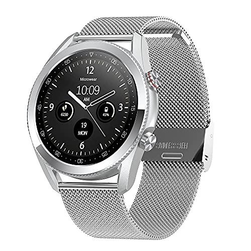 XYJ Smart Watch per telefoni Android e telefoni iOS compatibili iPhone Samsung IP68 Nuoto Impermeabile smartwatch Fitness Tracker Fitness Watch Watch cardiofrequenzimetro Orologi da Donna Uomini (co