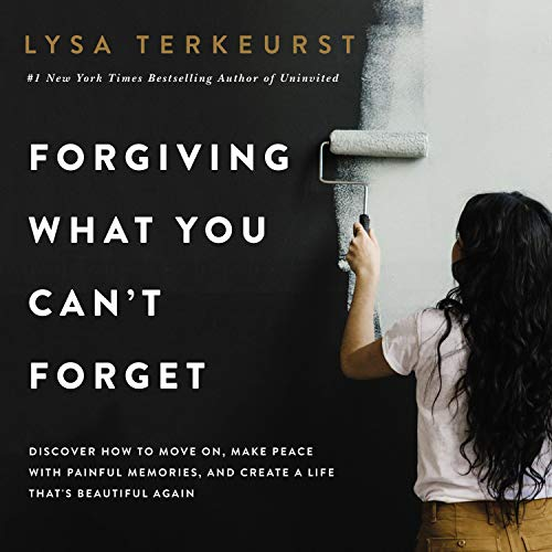 Forgiving What You Can't Forget cover art