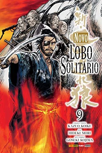 Novo Lobo Solitário - Volume 9