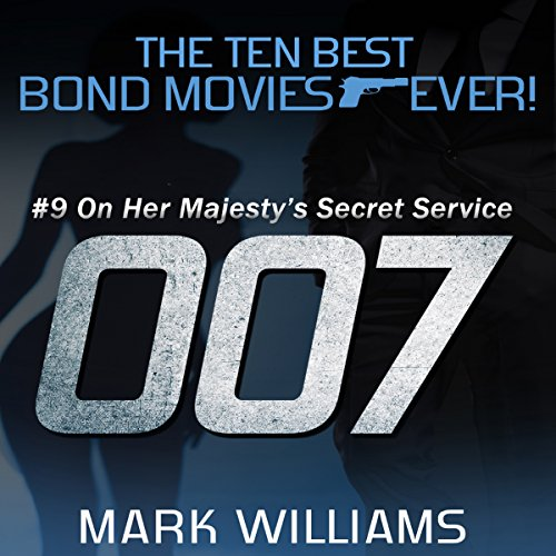 #9: On Her Majesty's Secret Service audiobook cover art