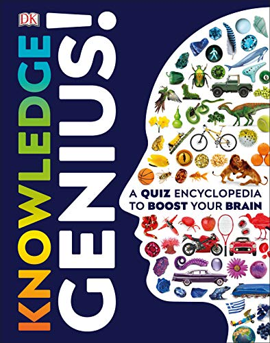Knowledge Genius!: A Quiz Encyclopedia to Boost Your Brain (Dk Findout!)