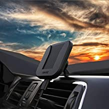 AAUXX iRing Link Wireless Charge, 10W Fast Charging Car Phone Mount, Air Vent Holder, Compatible for iPhone X, Xs, Xs Max, 8 and 8 Plus, Galaxy S10, S9, S8, Note9, and Other Android Smartphones.
