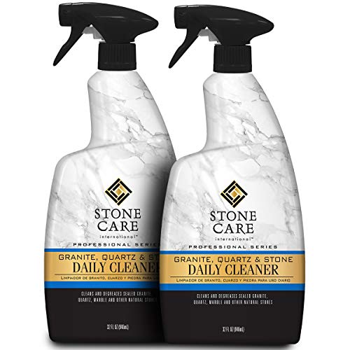 Stone Care International Granite Cleaner - 32 Fluid Ounces (2 Pack)...