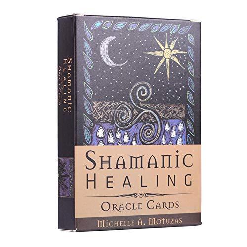 llio Shamanic Healing Oracle Cards 44 Cards Deck Rebajas Viernes Negro 2020...