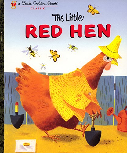 The Little Red Hen (Little Golden Book)の詳細を見る
