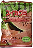 Japanese Gummy Candy from Kasugai - Watermelon -...