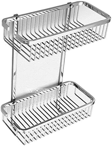 VIBORG Deluxe Solid Thick SUS304 outlet Steel Wall Ranking TOP15 Stainless Mount Wire