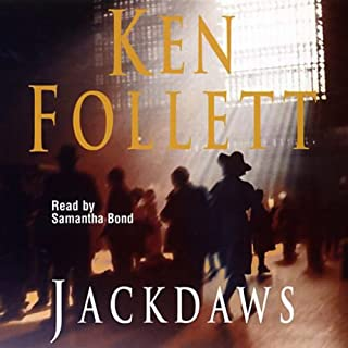 Jackdaws cover art