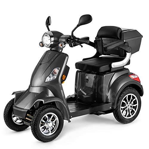 Scooter Électrique 4 Roues Senior VELECO