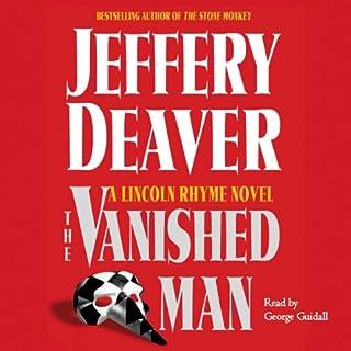 The Vanished Man Titelbild