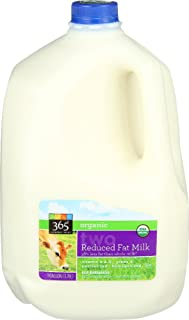 365 Everyday Value, Organic 2% Fat Milk, 128 oz