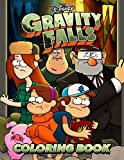 Gravity Falls Coloring Book: Kids Coloring Book With Characters, Scenes...Of Gravity Falls