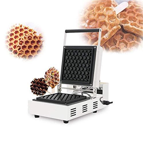 AISHANG Waffeleisen Elektrische Waffelmaschine Doppelseitige Heizung Einfach zu bedienen, zu reinigen und für Waffeln, Hash Browns, Zimtschnecken, Omelett, Mittagessen, Snacks, 220 V zu lagern