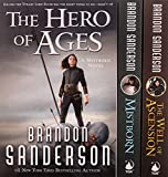 Mistborn Trilogy TPB Boxed Set: Mistborn, The Well of...