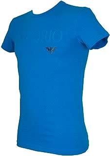 Emporio Armani Men's Megalogo T-Shirt Slim Fit